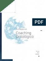 Formação Coaching Ontológico - Instituto Appana