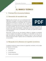 Montoya. Manual de Economía Solidaria. Capítulo 4