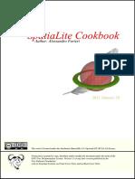 SpatiaLite Cookbook