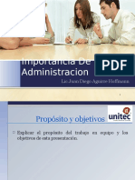 Administracion i ,,