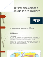 Geologia_Estruturas Geologicas Do Brasil