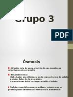 Presion Osmotica y Presion Oncotica