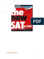 (G) SparkNotes Guide to the new SAT ^0 PSAT (SparkNotes Test Prep)  {Crouch88}