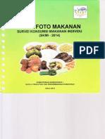 Buku Foto Makanan Kemenkes RI 2014