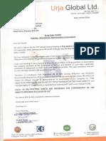 Alteration in Memorandum of Association [Company Update]