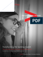 Accenture Strategy Transforming Banking Branch