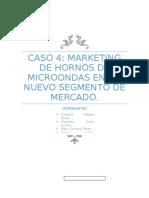 GRP04 - Caso - Marketing de Hornos Microondas en Un Nuevo Segmento Del Mercado