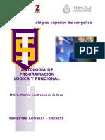 Antología Programacion Logica y Funcional