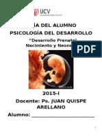 3 Lectura Des.prenatal Neonato