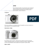 Tipos de Camaras Fotograficas
