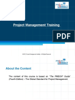 Introduction-Project Management Fundamentals