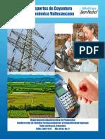 Reportes de Coyuntura Económica Vallecaucana No. 11. Indicador de Actividad Económica 2014-II