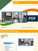 Biotechnology August 15