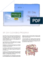 30 Day Detox Program - Book 1