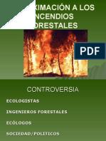 Introducción a Incendios Forestales.