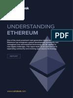 CoinDesk Understanding Ethereum Report(1)