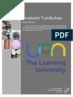 Anatomi Tumbuhan Text Book