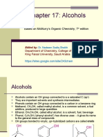 Ch 17 Alcohol