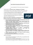 Managerial Economics Presentation Format UBS Sep 2016