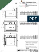 SuiteTRACTION standard Dimension