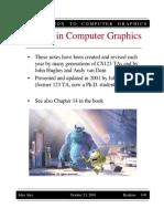 RealismComputerGraphics - John Alex