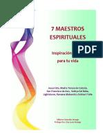 7 Maestros Espirituales. Gilberto Arango