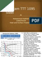 Diagram TTT 1095 Steel