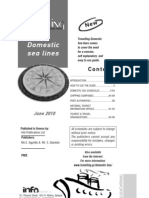 Greek Island Ferries Sea Schedules June 10