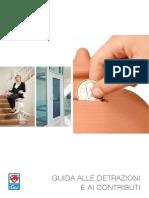 IGV-Guida alle detrazioni e ai contributi
