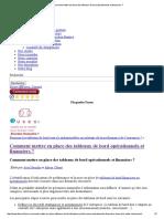 Comment Mettre en Place Des Tableaux de Bord Opérationnels Et Financiers