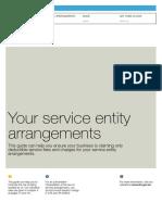 ATO Publication - Your Service Entity Arrangements