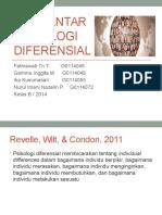 Pengantar Psikologi Diferensial