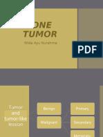 Tumor Tulang (Wida)