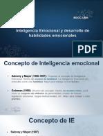 1.6.-Desarrollo de Habilidades Emocionales