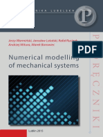 Numerical Modelling