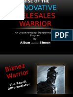 Telesales Warrior Preview