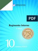 Regimento Interno TCE-CE