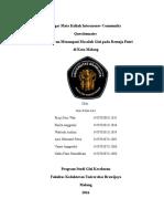 Tugas Mata Kuliah Intermonev Community-Kuesioner