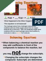 13. Balancing