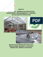 Brochure GAQ SA.