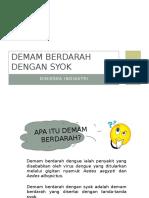 DBD Dengan Syok - Dinieska