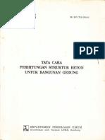 sksni t-15-1991-03 tata cara perhitungan struktur beton untuk bangunan gedung.pdf