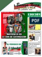La Borrega Negra Publicación Septiembre 2016