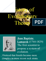 History of Evolution Theory.ppt