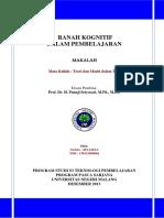 01-Yamta Makalah Ranah Kognitif Dalam Pembelajaran PDF-libre