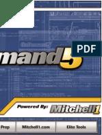 MITCHELL PLUS 5.9 MANUAL DE INSTALACION SOFTWARE