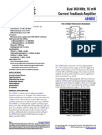 AD8002 data sheet