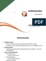 7 Introduction Php Mvc Cakephp m7 Authentication Slides
