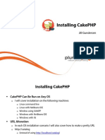2 Introduction Php Mvc Cakephp m2 Installation Slides