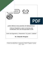 Informe Municipalidad Estadistico 2015